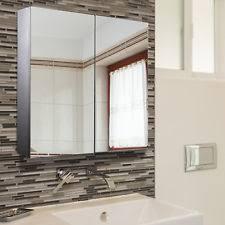 Bathroom Storage Mirror by Medicine Cabinets Ebay