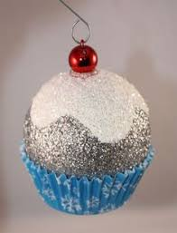 diy styrofoam cupcakes ornament factory direct crafts and
