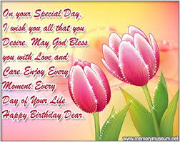 Wishing You A Happy Birthday Quotes Birthday Quotations Happy Birthday Quotes Messages Sms