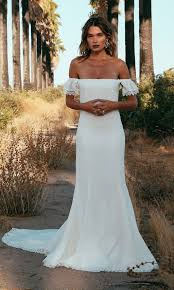 the shoulder wedding dresses wedding ideas wedding ideas staggering gown the shoulder
