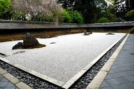 Ryoanji Rock Garden Ryoanji Japanese Zen Rock Garden Design Kyoto