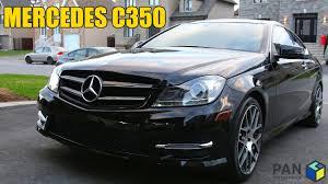 mercedes black car mercedes c350 detail of a black car