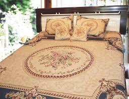 Navy Blue Coverlet Queen Dada Bedding Soft Elegant Chenille Woven Bedspread Quilt Blue