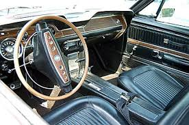 1994 Mustang Gt Interior 1968 Ford Mustang Photos Pictures Of The 1968 Ford Mustang