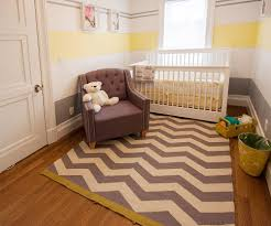 Rugs For Baby Rooms Yellow And Gray Rug For Nursery Creative Rugs Decoration