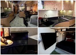 luxury motor home