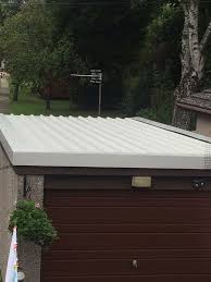 garage roofs renewed or repaired also flat roof extensions and