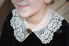 lace collar necklace images Doodlecraft fancy lace peter pan collars jpg