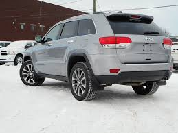 silver jeep grand cherokee 2001 new 2018 jeep grand cherokee 4 door sport utility in cold lake ab