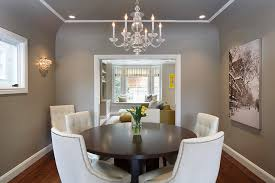 Gray Dining Rooms Gray Dining Room Ceiling Transitional Dining Room Artistic
