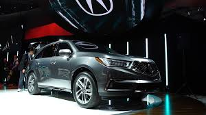 acura 2017 acura mdx gains safety features hybrid option consumer reports