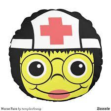 Super Happy Face Meme - nurse face round pillow round pillow pillows and rounding