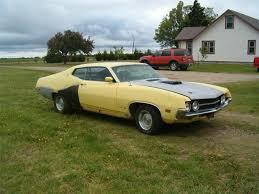 rare muscle cars wts wtt 1970 ford cobra torino 429scj w drag pack rare