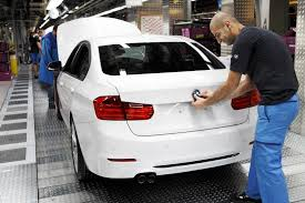 bmw manufacturing plant in india 2012 bmw 3 series production start at its home plant munich