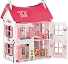 janod cuisine en bois maison de poupées en bois achat maison de poupée meublée