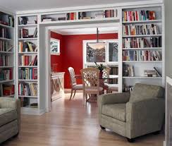 Home Library Design Ideas For A Remarkable Interior - Library interior design ideas