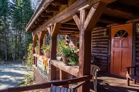 Nh Lakes Region Log Homes by Ct Lakes Pittsburg Nh Dining Lodging Buck Rub Pub