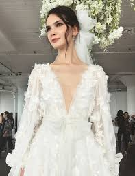 marchesa wedding gowns 10 dreamy wedding gowns from marchesa s fall 2018 collection