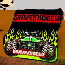 grave digger monster truck bedding mack truck fatboy studio