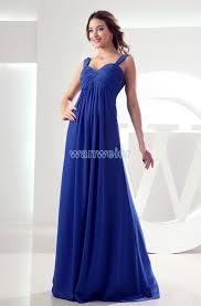 maternity dresses for weddings free shipping maxi 2016 chiffon modest royal blue