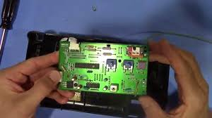 how to swap a garage door opener circuit board chamberlain