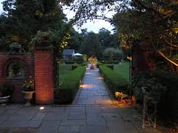 path lighting outdoor lighting and landscape lighting in st