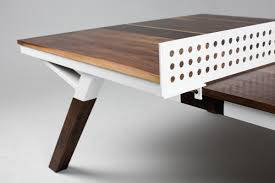 A Ping Pong Table For Design Lovers Design Milk - Designer ping pong table