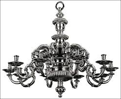 Colonial Chandelier The Grandest Illumination The Colonial Williamsburg Official