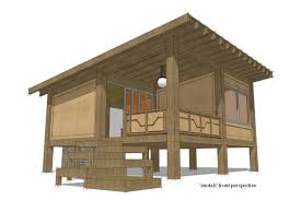 1 room cabin plans cabin plan 456 square 1 bedroom 1 bathroom 028 00074