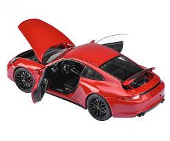 porsche 911 porsche 911 carrera gts coupé red 1 18 edition 1 18 car