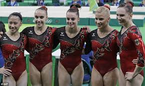 femail round up best and worst gymnastic leotards at rio olympics