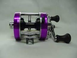 abu 2500c 2500c purple abu ambassadeur classic fishing reels
