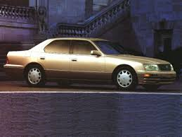 1997 lexus ls400 1997 lexus ls 400 overview cars com