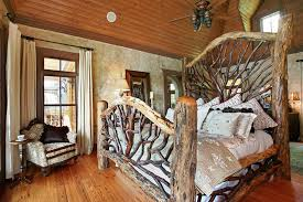 rustic bedroom decorating ideas bedroom best rustic bedroom decor with natural wood brown bed and