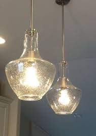 Seeded Glass Pendant Light Lighting Design Ideas Tools Seeded Glass Pendant Lights
