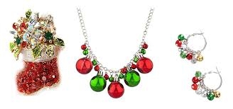 christmas accessories 15 awesome christmas jewelry for women 2017