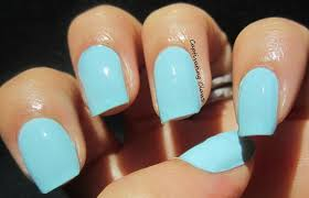 9 nail designs with solid colors nails baby pink nails with