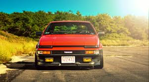 red toyota red toyota corolla ae86 background simply wallpaper just