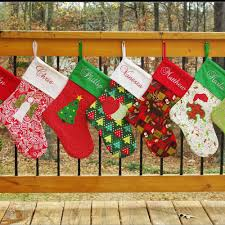 Homemade Christmas Stockings by The Best Christmas Diy Ideas To Make Axsvail Org