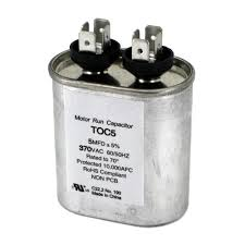 Bathroom Vent Fan Motor Home Depot by Packard 370 Volt 5 Mfd Motor Run Oval Capacitor Toc5 The Home Depot