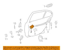 lexus gs300 wagon lexus toyota oem 98 05 gs300 interior inside door handle right