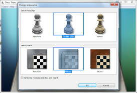 chess styles microsoft windows 7 included games screenshots for windows