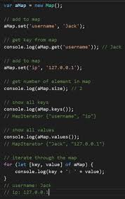 example of map in javascript es6 learn web tutorials