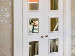 Mirrored Folding Closet Doors Mirrored Bi Fold Closet Doors Style Designs Ideas And Decors