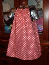size chart for pillowcase dress pattern sewing and crafts i