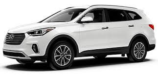 hyundai suv cars price 2017 santa fe build price hyundai