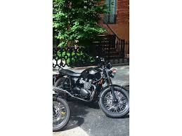 triumph bonneville in new york for sale used motorcycles on