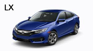 2016 honda civic color choices what u0027s new