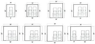 size of 2 car garage 2 car garage door dimensions 2 car garage door dimensions r on