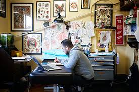 hunter and fox sydney tattoo shop